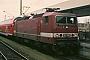 """LEW 20369 - DB Regio """"143 919-9"""" 22.02.2001 - Mannheim, HauptbahnhofErnst Lauer"""