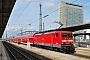 "LEW 20369 - DB Regio ""143 919"" 02.08.2012 - Frankfurt (Main), HauptbahnhofMario Fliege"
