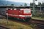 """LEW 20373 - DB """"143 923-1"""" 09.06.1991 - Heidelberg, HauptbahnhofErnst Lauer"""