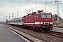 "LEW 20373 - DB AG ""143 923-1"" 06.12.1997 - Löwenberg (Mark)Heiko Müller"