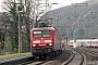 """LEW 20375 - DB Regio """"143 925-6"""" 07.12.2008 - Linz (Rhein)Ingmar Weidig"""