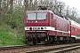 """LEW 20377 - DB Regio """"143 927-2"""" 03.05.2002 - JeßnitzRoland Koch"""