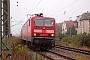 """LEW 20377 - DB Regio """"143 927-2"""" 27.09.2008 - Schönebeck (Elbe)Rudi Lautenbach"""