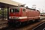 """LEW 20379 - DB """"143 929-8"""" 08.05.1991 - Mannheim, HauptbahnhofErnst Lauer"""