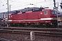 """LEW 20380 - DB """"143 930-6"""" 07.03.1991 - Mannheim, HauptbahnhofErnst Lauer"""