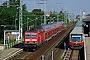 """LEW 20381 - DB Regio """"143 931-4"""" 08.07.2008 - Berlin-KarlshorstSebastian Schrader"""