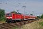 """LEW 20381 - DB Regio """"143 931-4"""" 18.06.2008 - Berlin-WuhlheideSebastian Schrader"""