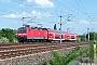 """LEW 20383 - DB Regio """"143 933-0"""" 04.05.2007 - Dresden-ReickAndreas Görs"""