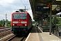 """LEW 20383 - DB Regio """"143 933-0"""" 10.07.2009 - Dresden-ReickAndreas Görs"""