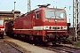 "LEW 20384 - DR ""243 934-7"" 08.05.1990 - Halle (Saale), Betriebswerk PMarco Osterland"