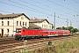 """LEW 20385 - DB Regio """"143 935-5"""" 10.07.2010 - Lutherstadt EislebenDaniel Berg"""