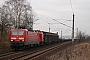 """LEW 20386 - Railion """"143 936-3"""" 06.02.2009 - NudowSebastian Schrader"""