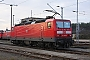 """LEW 20386 - DB Schenker """"143 936-3"""" 03.12.2009 - Seddin, BetriebswerkIngo Wlodasch"""