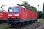 """LEW 20386 - DB Schenker """"143 936-3"""" 13.10.2009 - Leipzig-Engelsdorf, BetriebswerkMarco Osterland"""