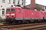 "LEW 20395 - DB Regio ""143 945-4"" 20.05.2008 - Trier, BetriebswerkStefan Sachs"