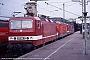 """LEW 20396 - DB Regio """"143 946-2"""" 11.08.1999 - Stuttgart, HauptbahnhofUdo Plischewski"""