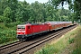 "LEW 20397 - DB Regio ""143 947-0"" 04.07.2009 - Belzig-BorneRudi Lautenbach"