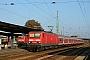 """LEW 20400 - DB Regio """"143 950-4"""" 08.10.2008 - CottbusBenito Müller"""