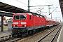 "LEW 20402 - DB Regio ""143 952-0"" 22.10.2009 - Rostock, HauptbahnhofChristian Graetz"