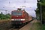 """LEW 20402 - DB Regio """"143 952-0"""" 28.09.2001 - GroßräschenJens Kunath"""