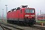 "LEW 20402 - DB Regio ""143 952-0"" 14.11.2014 - Rostock, Betriebswerk DahlwitzhofMichael Uhren"