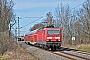 """LEW 20402 - DB Regio """"143 952-0"""" 08.03.2015 - St. Egidien, Ortsteil LobsdorfFelix Bochmann"""