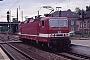 "LEW 20405 - DB AG ""143 955-3"" 15.07.1995 - Homburg (Saar)Udo Plischewski"