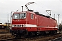 "LEW 20405 - DB Regio ""143 955-3"" 26.12.1999 - Seddin, BetriebswerkOliver Wadewitz"