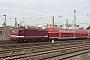 """LEW 20405 - DB Regio """"143 955-3"""" 11.03.2002 - Halle (Saale)Roland Koch"""