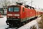 """LEW 20405 - DB Regio """"143 955-3"""" 24.01.2004 - Lutherstadt-WittenbergSteffen Hennig"""