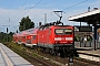 """LEW 20405 - DB Regio """"143 955-3"""" 06.08.2009 - Magdeburg, HauptbahnhofJens Böhmer"""