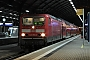 """LEW 20405 - DB Regio """"143 955-3"""" 23.01.2011 - Halle (Saale), HauptbahnhofNils Hecklau"""