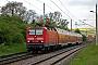 """LEW 20407 - DB Regio """"143 957-9"""" 05.05.2008 - ErdebornRudi Lautenbach"""