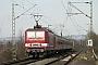 """LEW 20408 - DB Regio """"143 958-7"""" 01.02.2003 - NeuwiedGregor Schaab"""