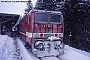 "LEW 20413 - DB AG ""143 963-7"" 13.02.1999 - HinterzartenUdo Plischewski"