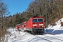 "LEW 20413 - DB Regio ""143 963-7"" 04.02.2019 - DorfhainJohannes Mühle"