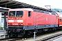 "LEW 20416 - DB Regio ""143 966-0"" 19.09.2008 - Rostock, HauptbahnhofStephan Wegner"