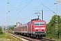 "LEW 20418 - DB Regio ""143 968-6"" 29.07.2004 - BabenhausenDieter Römhild"