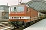 """LEW 20419 - DR """"143 601-3"""" __.01.1992 - Dresden, HauptbahnhofWolfram Wätzold"""