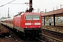 """LEW 20419 - DB Regio """"143 601-3"""" 16.02.2000 - Düsseldorf, HauptbahnhofWolfram Wätzold"""