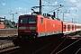 """LEW 20420 - DB Regio """"143 602-1"""" 01.07.2001 - Duisburg, HauptbahnhofErnst Lauer"""