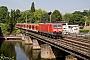 """LEW 20423 - DB Regio """"143 605-4"""" 23.06.2010 - Wetter (Ruhr)Ingmar Weidig"""
