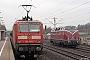 """LEW 20424 - DB Regio """"143 606-2"""" 26.02.2008 - Schwelm WestIngmar Weidig"""