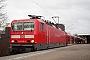 """LEW 20424 - DB Regio """"143 606-2"""" 03.01.2014 - Bochum, HauptbahnhofKevin Knuth"""