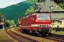 "LEW 20424 - DB ""143 606-2"" 18.08.1993 - KirchhundemWolfram Wätzold"