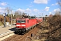 """LEW 20428 - DB Regio """"143 610-4"""" 19.03.2011 - Leipzig, Miltitzer AlleeDaniel Berg"""