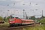 """LEW 20432 - DB Regio """"143 614-6"""" 09.07.2012 - Bochum-EhrenfeldIngmar Weidig"""