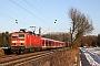 """LEW 20433 - DB Regio """"143 615-3"""" 16.02.2010 - KorschenbroichPatrick Böttger"""