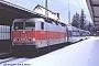 """LEW 20435 - DB AG """"143 617-9"""" 17.02.1996 - Titisee-Neustadt, Bahnhof TitiseeUdo Plischewski"""
