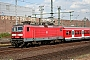 "LEW 20437 - DB Regio ""143 619-5"" 26.08.2009 - Düsseldorf, HauptbahnhofTobias Kußmann"